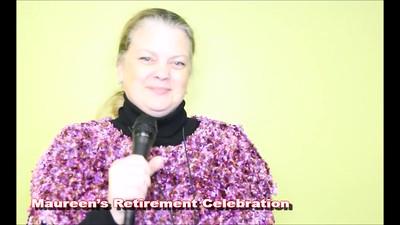 Maureen retirement