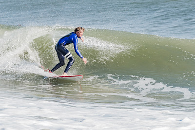 Ty Thornton Surfing Lido 9-22-20