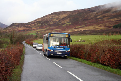 Stagecoach on Arran