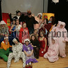 "The cast of ""Red Riding Hood in Fairyland"" who preformed for local primary schools on the 12th and 13th December. 06W51N4"