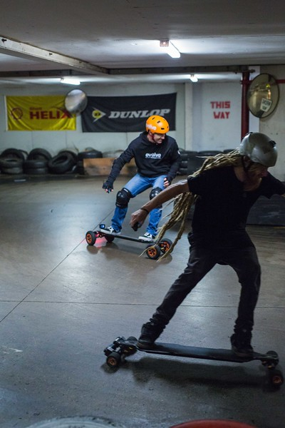 04-2018 Track skate