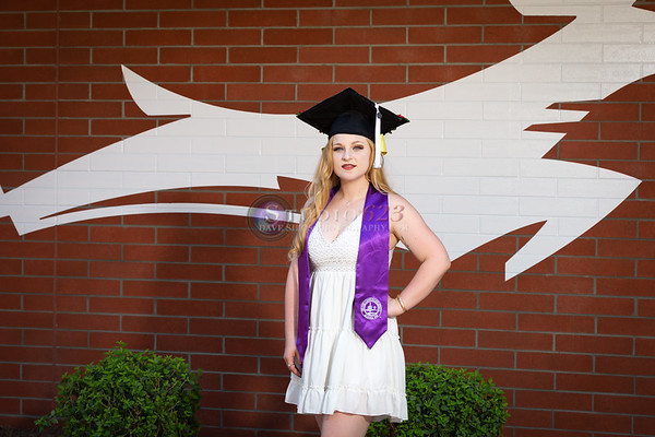 Taylor Sipos - Graduation (GCU)