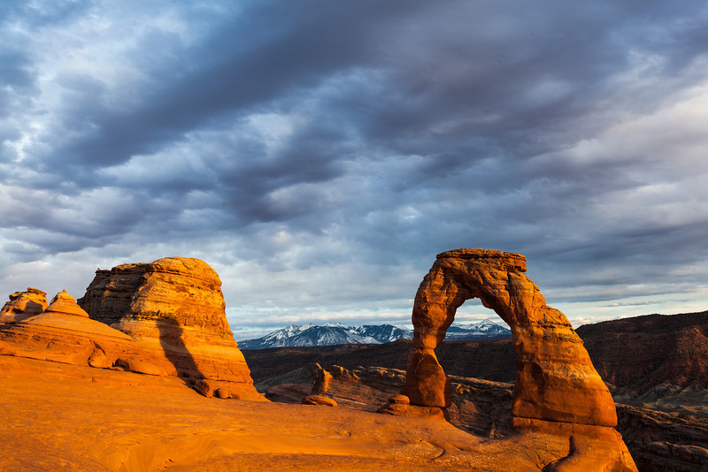 Delicate Arch, Arches NP