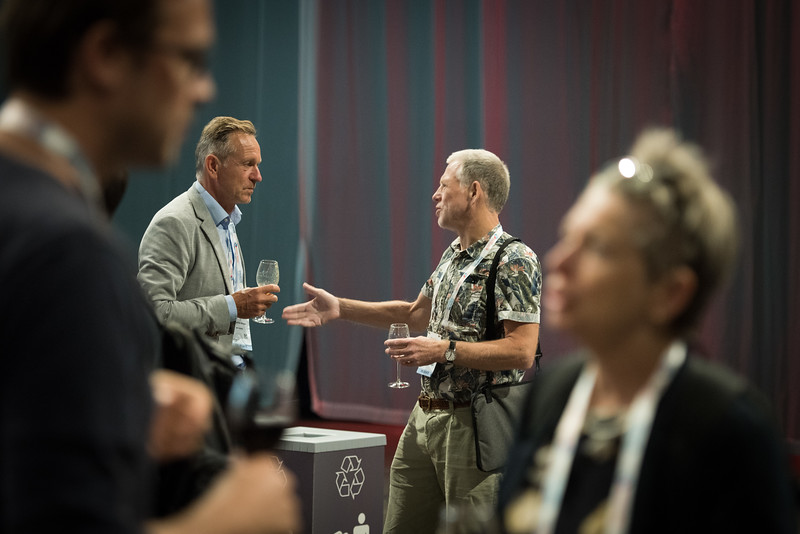 22nd International AIDS Conference (AIDS 2018) Amsterdam, Netherlands   Copyright: Marcus Rose/IAS  Photo shows: STI 2018.