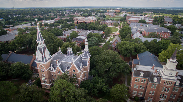 Mercer University Campus Images
