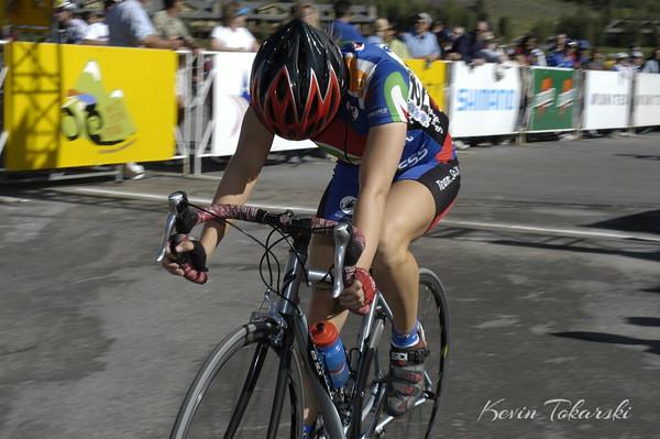 USCF Junior National Criterium Championships, Park City, Utah, August 22, 2004 - Junior Women 17-18, Espoir Women