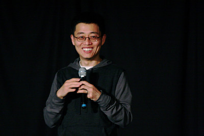 2012 OUAB presents An Evening with Joe Wong