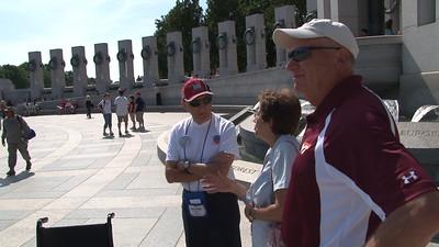 F07 - The WWII-Korean-Vietnam Memorials