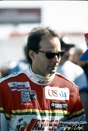 Davey Jones, Nascar Driver