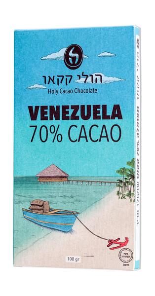 Holy Cacao  Chocolate 70% Venezuela 100gr.jpg