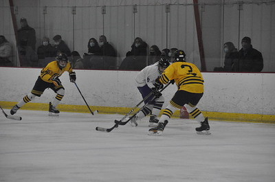 2020-2021 Varsity Hockey vs. Moeller (01/11/2021)