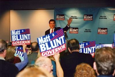 2-17-2004 Matt Blunt for MO Governor Annouce @ CFI