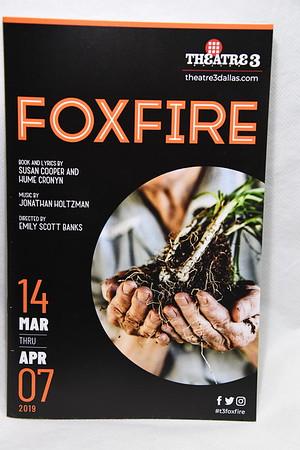 3-18-2019 Foxfire Opening @ Theatre 3