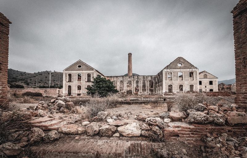 Old Sugarcane Factory Nerja - Spain