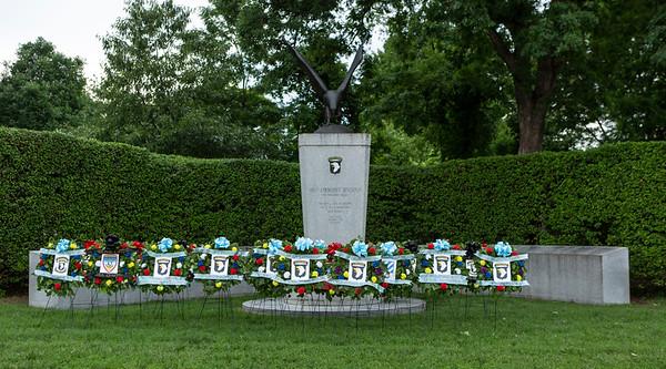 101st Airborne Division Monument