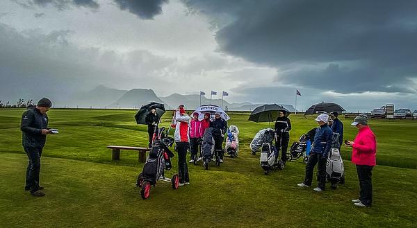 Íslandsmót golfklúbba - 2. deild kvenna Grundarfjörður
