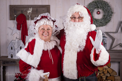 Photos with Santa 2015