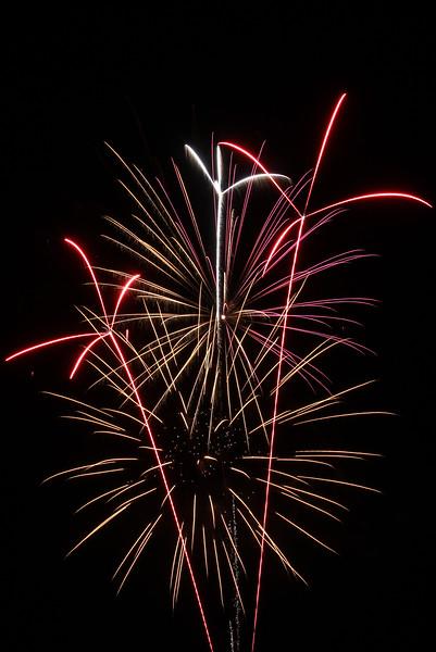 EPSP Fireworks - July 5, 2013