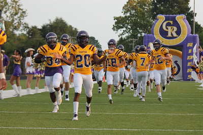 Center Roughriders travel to Tatum for first game of 2019 football season