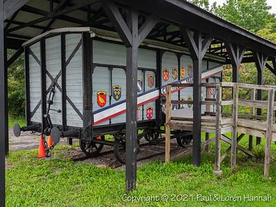 Merci Train - NY - Oneida County Voiture 92