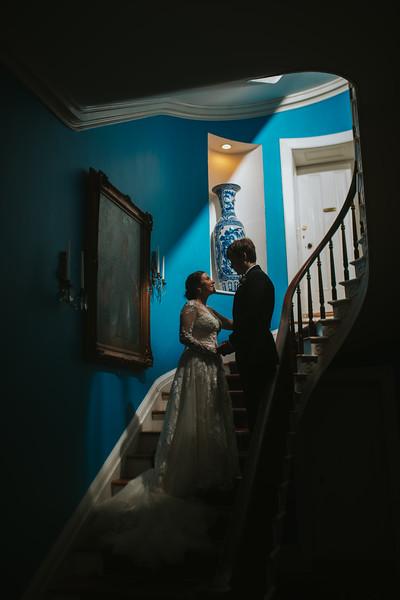 Carla + Roger Wedding