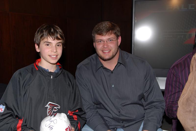 Atlanta Falcons, Tyson Claybo