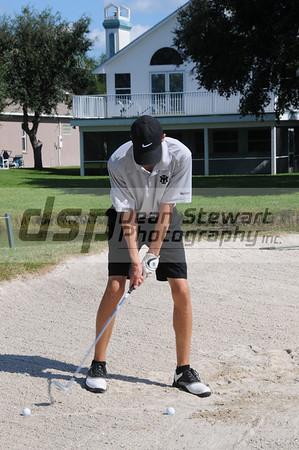 Merritt Island Boys Golf 10-6-11