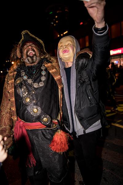 Halloween On Church Street 2017