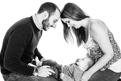 Rachel, Ben & Oliver