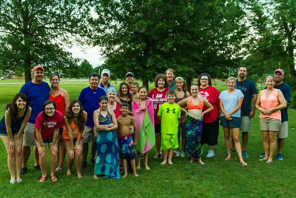 4th of July at the Browns