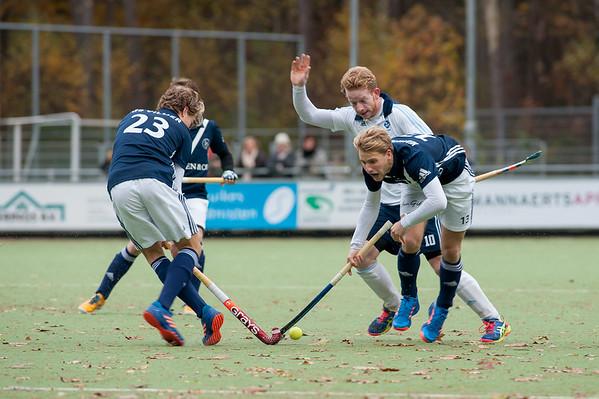 2016-11-20: HC Tilburg H1 - Pinoke H1