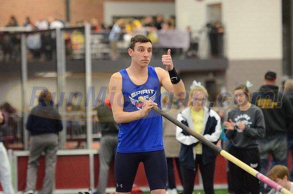 Boys' Pole Vault Gallery 2 - 2017 MITS State Meet Day 1