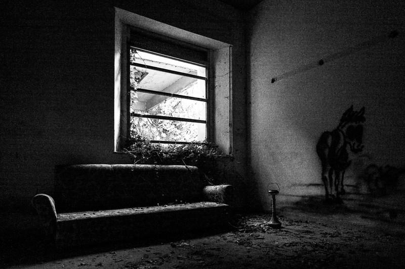 padiglione Sarteschi - sala piano terra