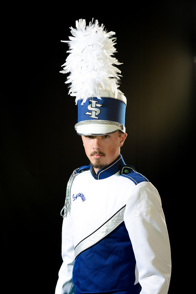 Marching Band - Saxophone player