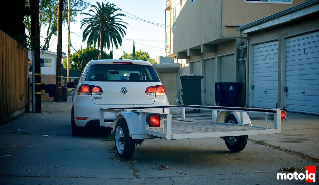 FAT Forced Air Technoligies Drift Car Subaru