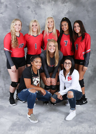 SNHS Volleyball 2018