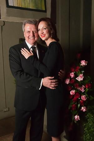 Dr. David & Olya Caldwell