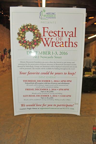 HBF Wreath Fundraiser  12-01-16