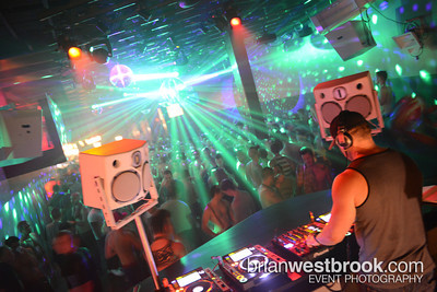 DJ PAULO at Q for One. Night. Only. (16 March 2013)