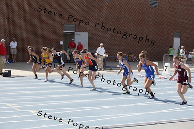 2012 1A State Track