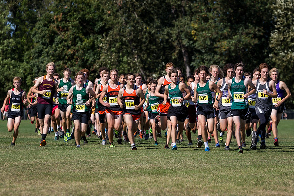 2018 The Invitational XC Race