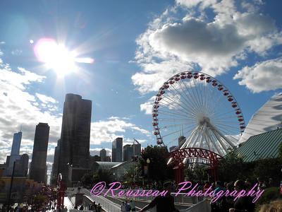 Cedar Point - Chicago July 2013
