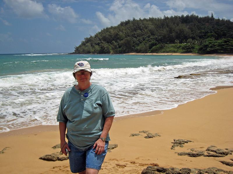 Pat on Gilligan's Island