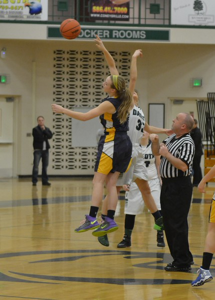 Port Huron Northern_Dakota Girls Basketball