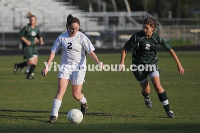 Girls JV Loudoun Valley vs Loudoun County 4.14.10