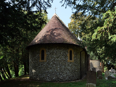 St John The Baptist, Church of England, Mongewell, Wallingford, Oxfordshire, OX10 8BU