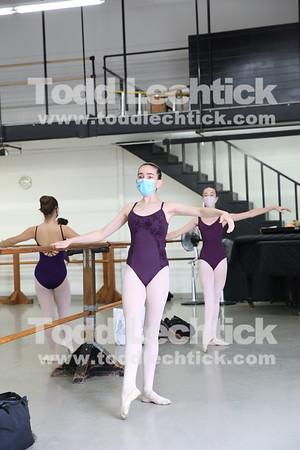 Westside Ballet Class 10/24/20