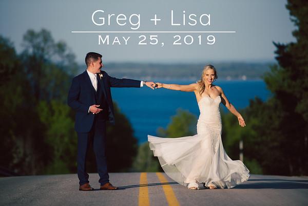 Greg + Lisa