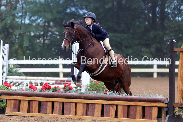 House Mountain Fall Horse Show -- Sunday -- Northern Ring and East Complex