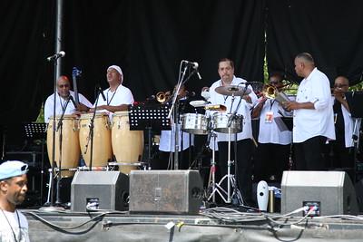 2015 Richmond Jazz Festival - Spanish Harlem Orchestra